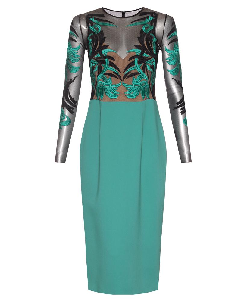 Купить Zuhair Murad платье
