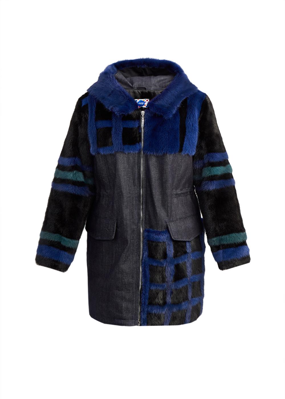 Купить Popov Fur парка