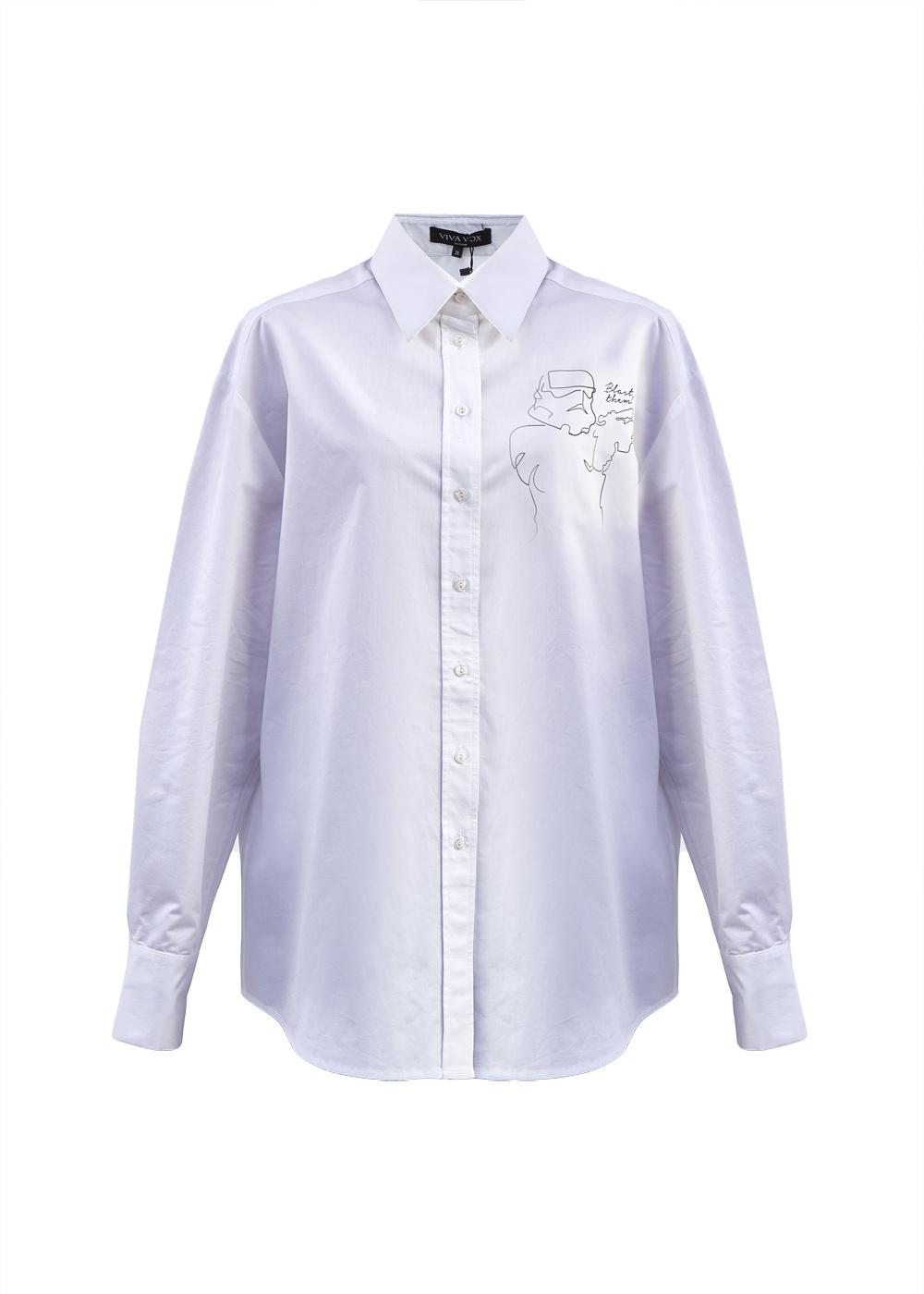 Купить Viva Vox рубашка