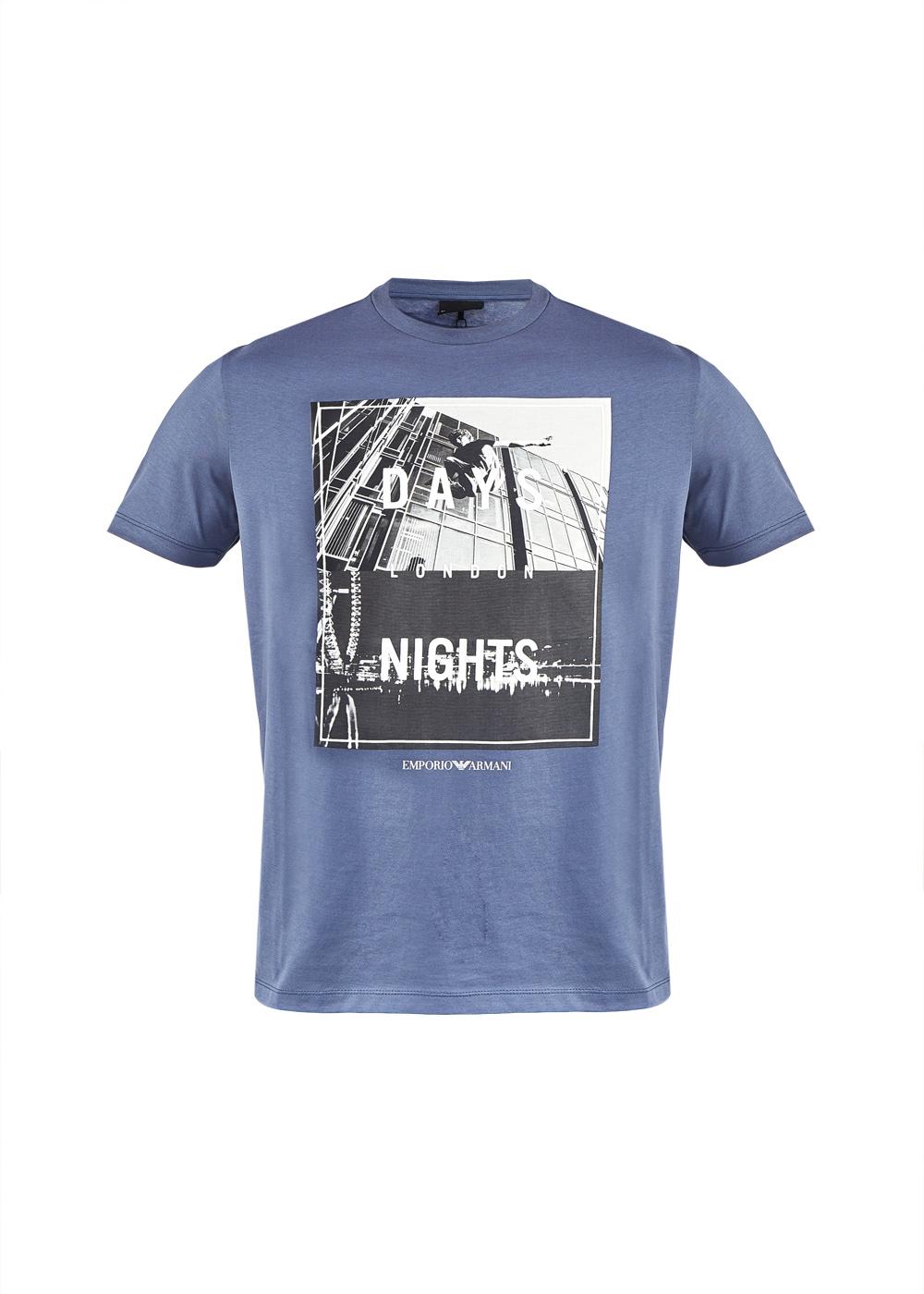 Купить со скидкой Emporio Armani футболка