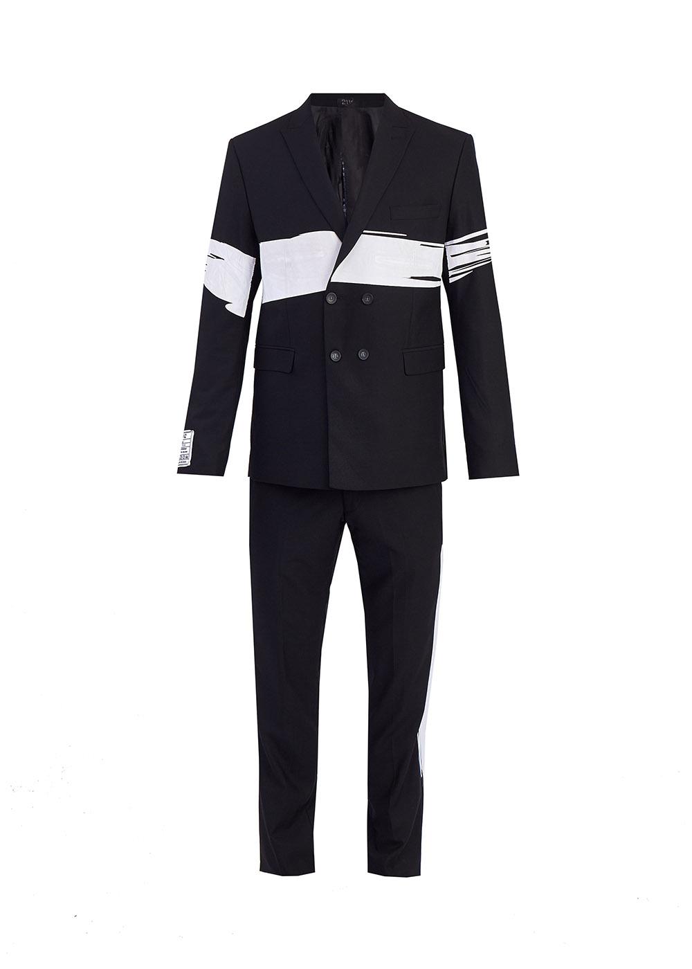 Купить со скидкой 21dot12 костюм