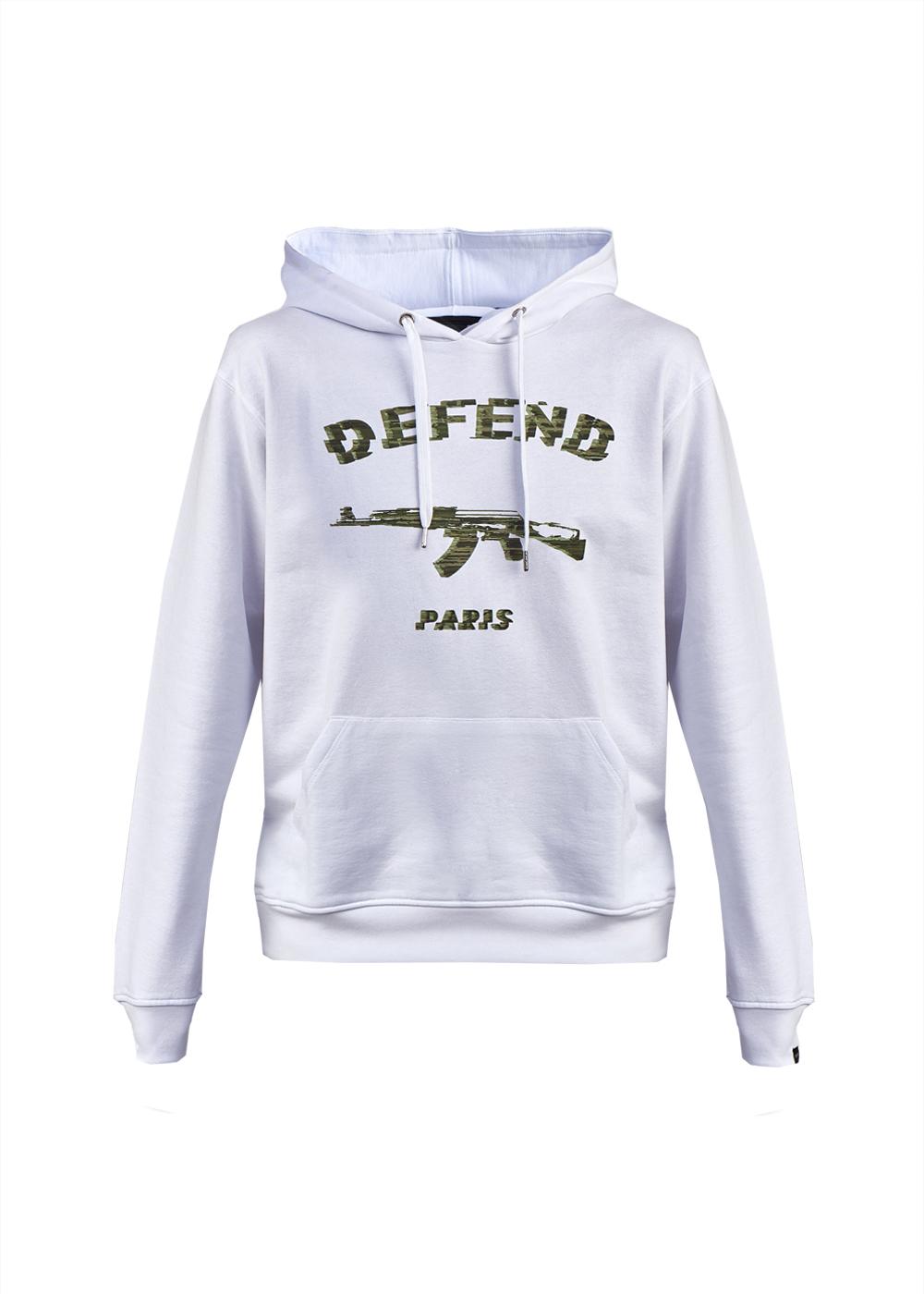 Купить Defend худи