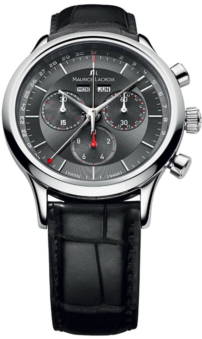Maurice Lacroix Часы LC1228-SS001-331-1