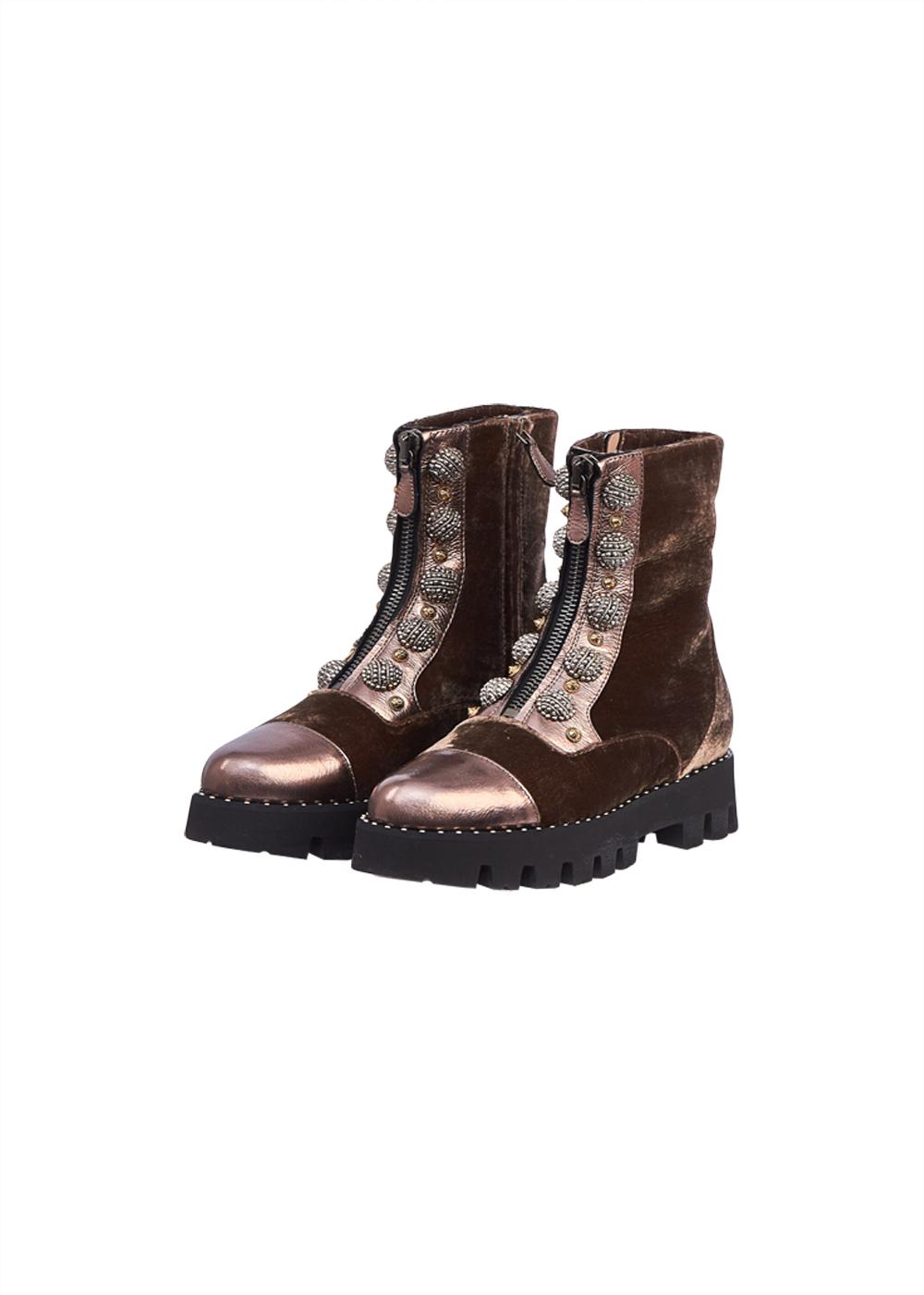 Купить со скидкой Alberto Gozzi ботинки