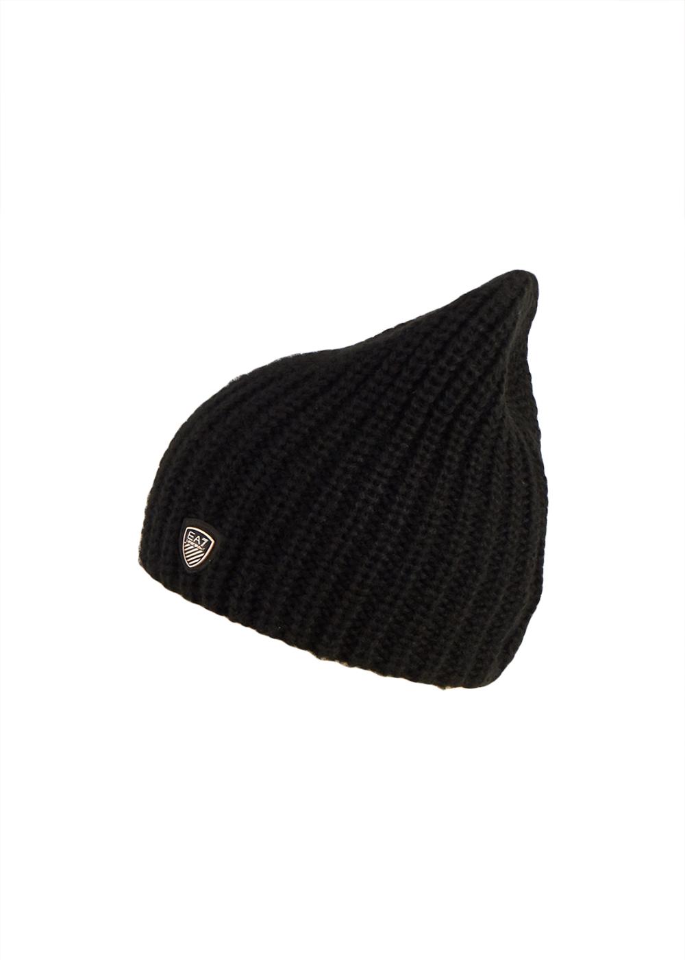 Купить EA7 шапка