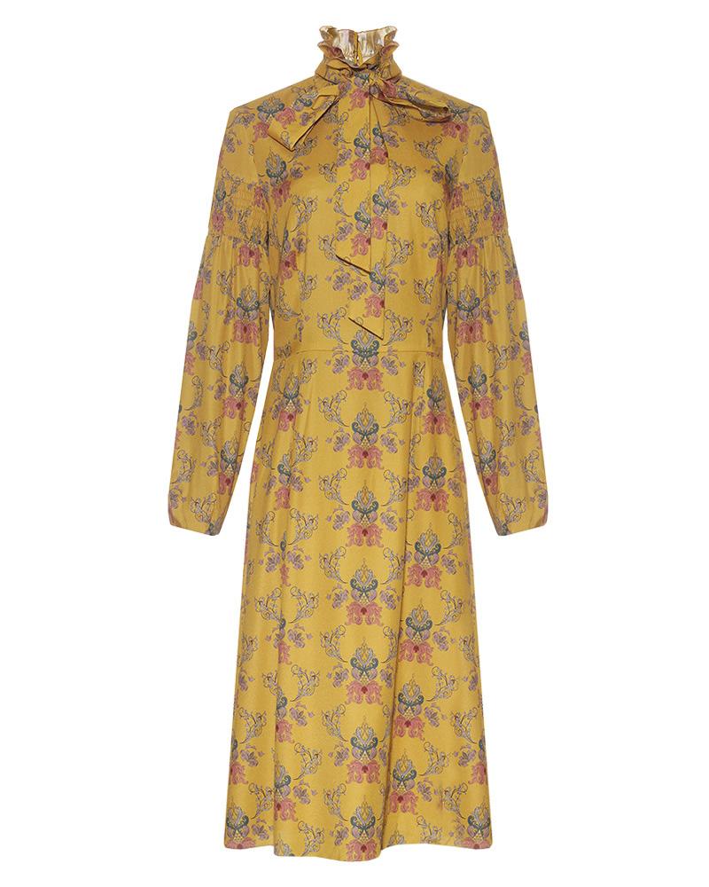 A La Russe платье